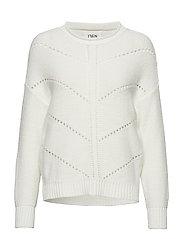 Ellis Sweater - OFF WHITE