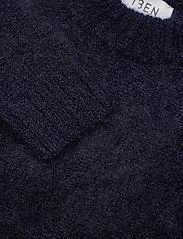 IBEN - Monty Sweater STG - neulepuserot - blue iris - 2