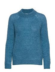 Monty Sweater STG - PETROL