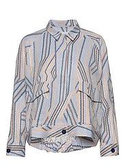 Talon Jacket AN - WHITE