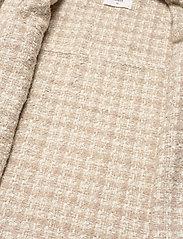 IBEN - Raw Shirt Jacket - overshirts - moonlight - 5