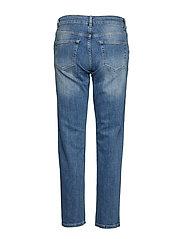 IBEN - Frankie Girlfriend - straight jeans - medium blue - 1