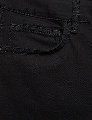 IBEN - Reign Jean STG - broeken met wijde pijpen - washed black - 2