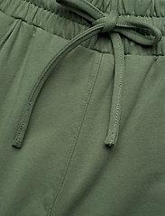 IBEN - Jayden Pant AWN - verryttelyhousut - myrtle green - 4