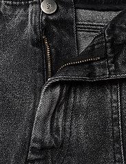 IBEN - Hayden Jean AN - szerokie dżinsy - washed black - 4