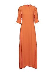 Phoenix Dress - CORAL