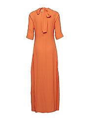 IBEN - Phoenix Dress - maxi dresses - coral - 1