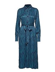 Keon Dress STG - BLUE IRIS