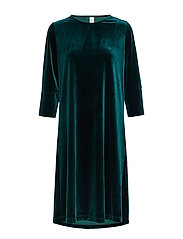 Kobi Dress ST - PINE GREEN