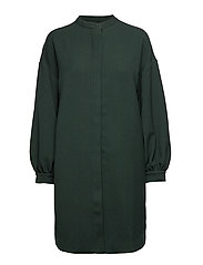 Viggo Dress ST - PINE GREEN