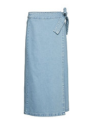 Rove Skirt - MEDIUM BLUE