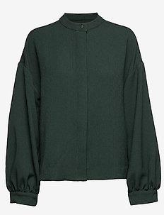 Viggo Top ST - blouses à manches longues - pine green