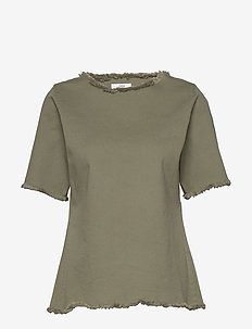 Eli Top AN - t-shirts - army