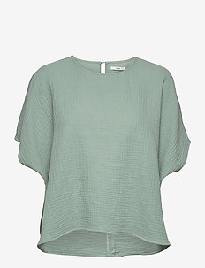 Jett Top - t-shirts - chinois green