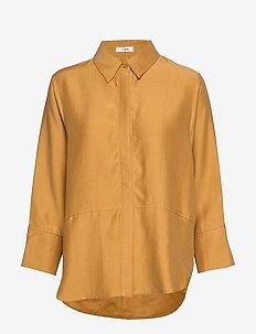 Teon Shirt STG - chemises à manches longues - spice