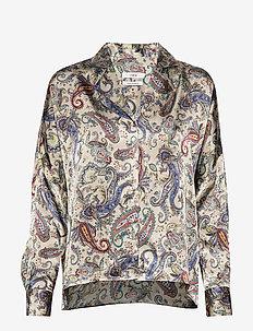 Klaus Shirt ST - blouses à manches longues - moonlight