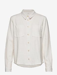 Dante Shirt AN - koszule z długimi rękawami - off white