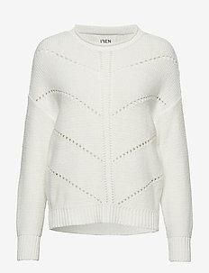 Ellis Sweater - pulls - off white