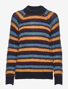 Marve Sweater STG - BLUE IRIS