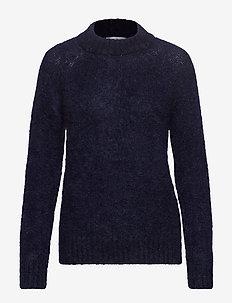Monty Sweater STG - pulls - blue iris