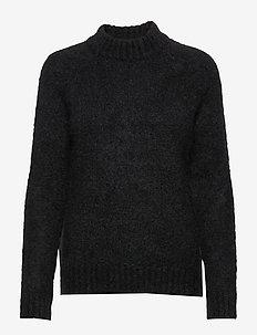 Monty Sweater ST - pulls - black