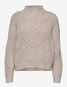 Dylan Sweater AWN - golfy - moonlight