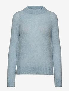 Monty Sweater AWN - pulls - blue surf