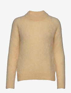 Monty Sweater AWN - pulls - mellow yellow