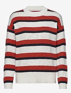 Luca Sweater AN - pulls - burnt sienna