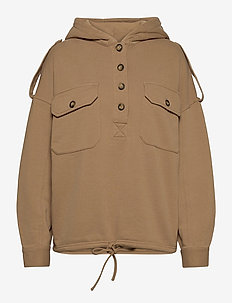 Jayden Hoodie WRP - hoodies - hazel