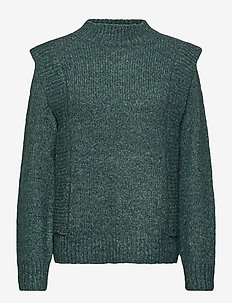 Tuck Sweater WP - gensere - whistle green
