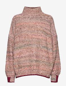 Seth Sweater WP - pologenser - cream