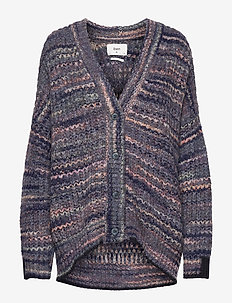Seth Cardigan WP - cardigans - outer space