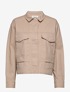 Camilo Jacket AWN - utility jackets - moonlight