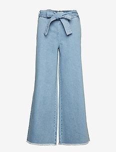Rove Pant - pantalons larges - medium blue
