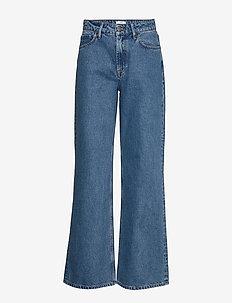 Reign Jean ST - szerokie dżinsy - m.blue