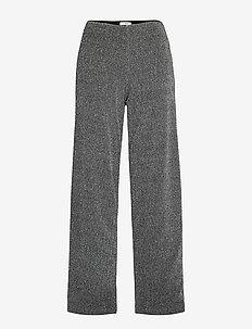 Helje Pant ST - spodnie szerokie - silver