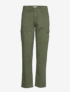 Calvin Pant ST - pantalons droits - army