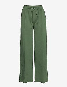Jayden Pant AWN - verryttelyhousut - myrtle green