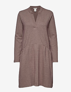 Even Dress STG - shirt dresses - vineyard wine