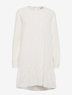 Iker Dress AWN - robes longeur du midi - white