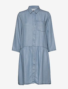 Nole Dress AWN - robes longeur du midi - m.blue