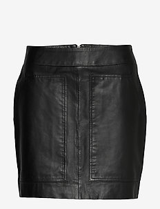 Sigge Skirt ST - jupes courtes - black