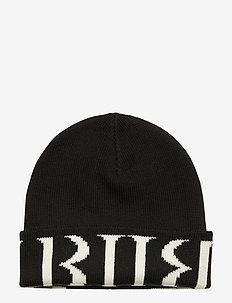 Mars Beanie STG - bonnets - black