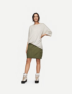 Camilo Skirt AWN - jupes courtes - dark green