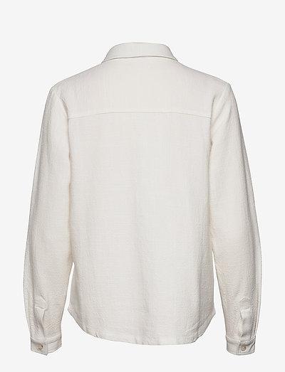 Iben Dante Shirt An- Blusen & Hemden Off White