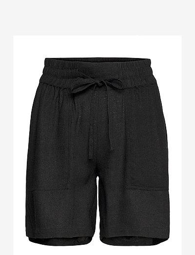 Santi Shorts - bermudas - black