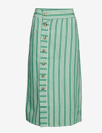 Iben Olle Skirt- Spódnice Grass