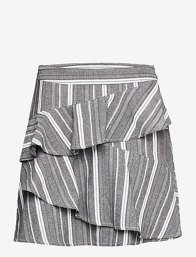 Jivan Skirt - short skirts - black