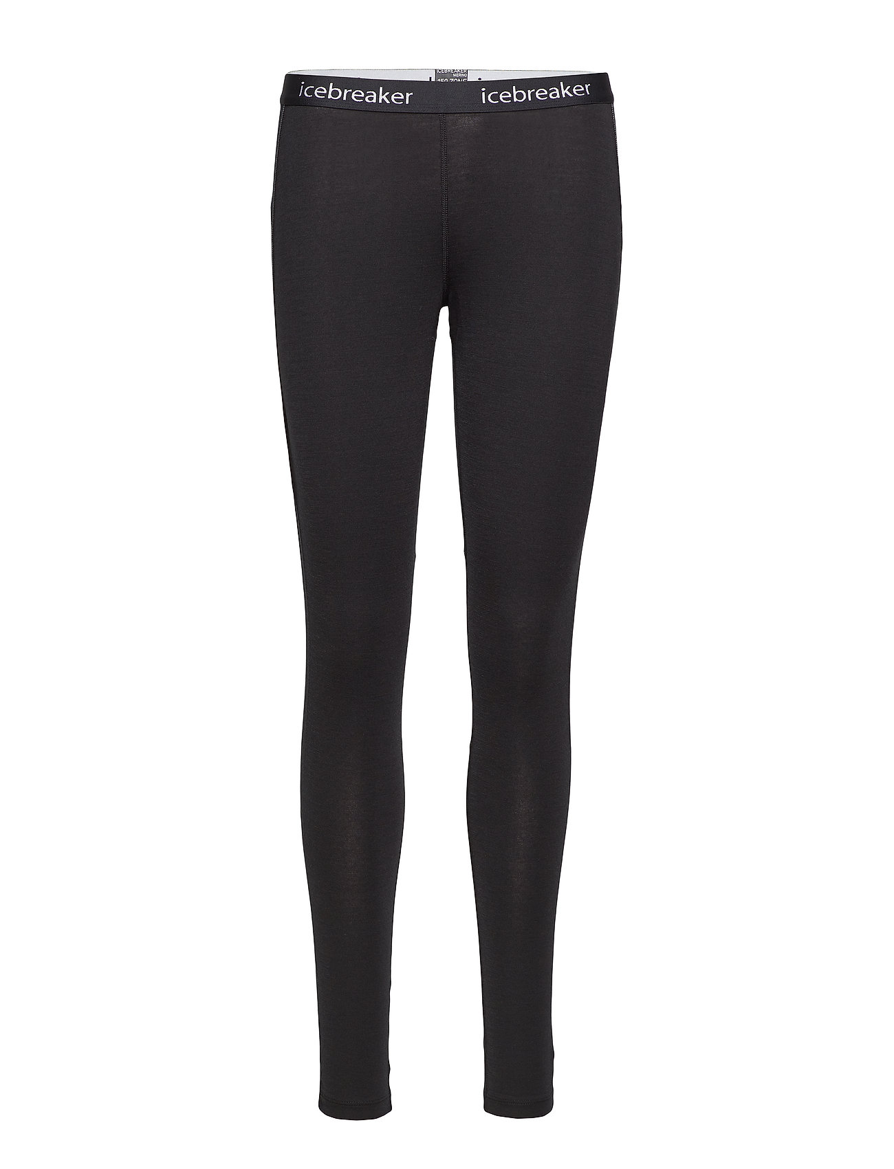 Icebreaker Wmns 150 Zone Leggings - BLACK/MINERAL